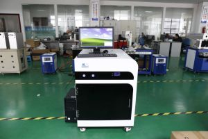 2014 Cristal Nouveau modèle 2D 3D Laser Engraving intérieur, sous-sol machine de gravure