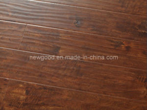 12mm Grade AC3 de la qualité des planchers laminés, pour le Mexique
