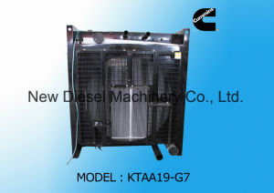 Rame del Cummins Engine e radiatori Ktaa19 di Alumium