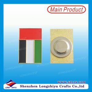Distintivo di Pin dello smalto di vendita diretta della fabbrica con il magnete