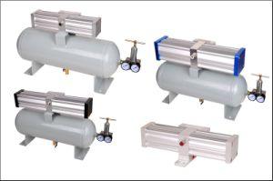 SMC Série Vba Vavles Booster de Ar/ Relação Booster Gás1: 2 4-16bar