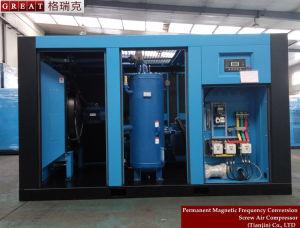 Compressore d'aria ad alta pressione a due tappe di alta efficienza (TKLYC-75F-II)