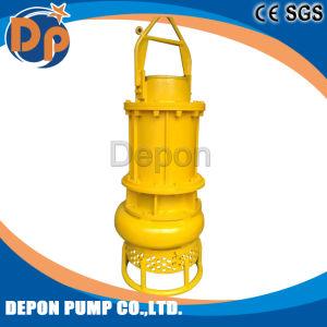 Stall, der hoch Leistungsfähigkeits-versenkbare Sand-Lastkahn-Pumpe laufen lässt
