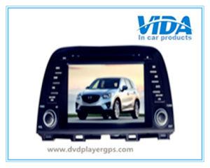 Doppio lettore DVD dell'automobile di BACCANO per Mazda Cx-5 con GPS/Bt