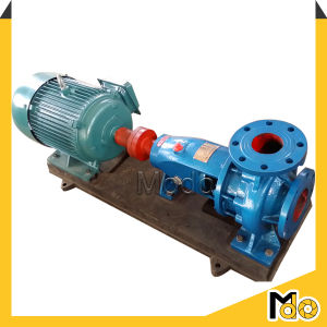 Maquinaria agrícola centrífugo de hierro fundido bomba de agua horizontal