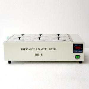 Hh-6サーモスタットの実験室の湯せん
