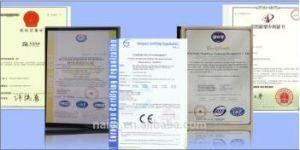 100W 12V/24V 휴대용 수직 축선 바람 발전기 가격