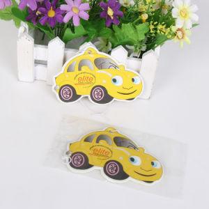 Alquiler de coche de las formas con papel de Scent Ambientador de coche colgando (YH-AF196)