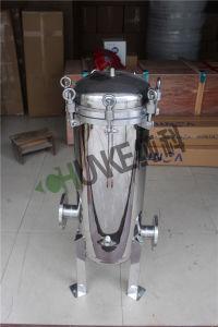 Unidade de filtração de água Chunke navios de filtro de cartucho