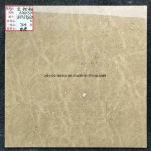 Kijkt het Witte Marmer van het Bouwmateriaal de Volledige Opgepoetste Verglaasde Tegel van de Steen van de Vloer