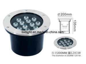 Hohes leuchtendes begrabenes Licht 18W der Leistungsfähigkeits-LED mit Cer-Zustimmung
