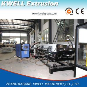 PE/PP/PVC flexible corrugado doble pared de la máquina de producción de extrusión