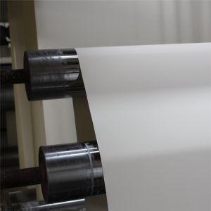 Зерно из тикового дерева меламином пропитанная бумага для Blockboard (7004)