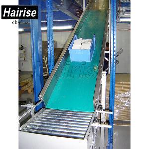 Material des Hairise gute Qualitätsgeneigtes Förderanlagen-Systems-SS304
