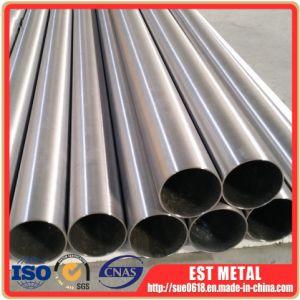 Tubo senza giunte di titanio di ASTM B338