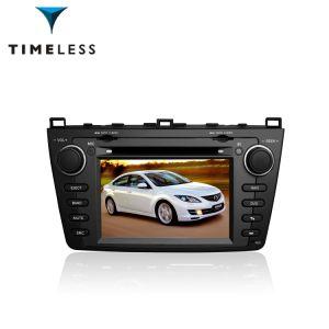 Giocatore dell'automobile DVD GPS dell'automobile 2DIN del Android 7.1 di Timelesslong audio per Mazda 6 con /WiFi (TID-Q012)