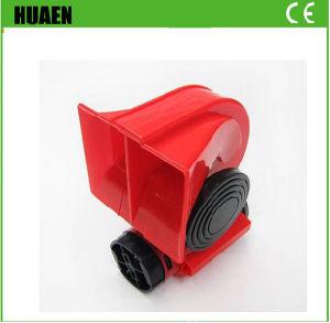 24V 125dB en dos tonos Caracol bocina de aire compacto
