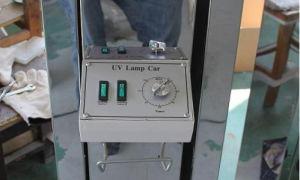 Thr lámpara ultravioleta con carro