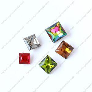 Parels van het Kristal Faected van de Fabriek van China de Decoratieve voor het Maken van Juwelen