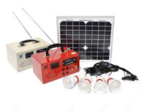 Illuminazione solare Hzad-09A dei prodotti LED di PV dei prodotti a energia solare solari della lampada