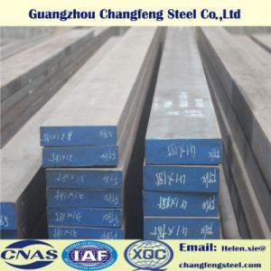 Aço de molde plástico 1.2316/S136 Barra de aço