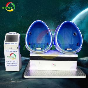 対話型のバーチャルリアリティ装置の経験3は360度の卵をつける