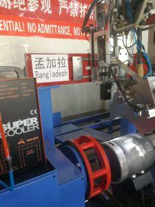 Máquina de soldadura de costura circunferencial automático