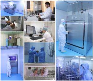 El Ácido Hialurónico Singfiller llenado de productos cosméticos para el cuidado de la piel