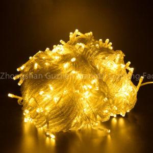 Corde de lumière solaire, chaîne de lumière solaire, énergie solaire Lumière de Noël