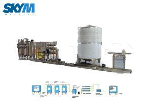 Крупных масштабах Mual легкой очистки воды для очистки воды системы машины