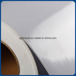 Material de inyección de tinta la impresión de la película de vinilo autoadhesivo, Alquiler de decoración en vinilo adhesivo con 120 gramos - Liberación de papel