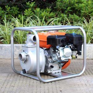Benzin-Wasser-Pumpe des Bison-(China) Bswp20 2inch mit Motor 6.5HP