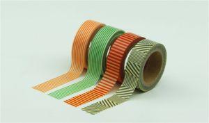 Band van de Ambacht van het Document DIY Decoratieve Washi van Somitape de Opnieuw te gebruiken Waterdichte Zelfklevende