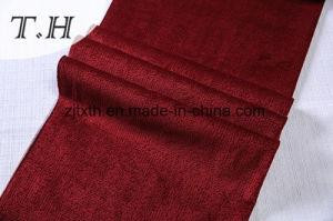 Tessuto del velluto di Burnout del sofà del mercato dell'Iran del poliestere 100