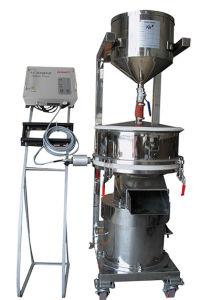 Glaze criba vibrante Mini filtro vibrante de la máquina (RA450)