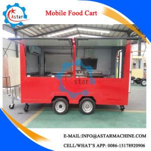 Fabrication populaires de la vente de distributeurs automatiques de Fast Food Panier