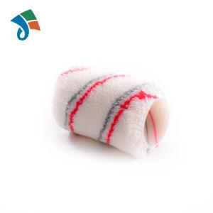 4  grigi e coperta di tela acrilica della doppia della banda di formato di vernice ricarica rossa del rullo