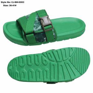 CJ-BH-0003 Nouveau Style décontracté Diapositive boucle sandales chaussons personnalisés pour les femmes