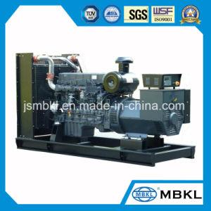 100 квт/125ква резервных дизельных генераторах с Китайской торговой марки двигателя Shangchai