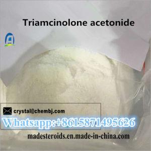 99% Reinheit-entzündungshemmende Droge-Triamcinolon-Azetonid-Puder 76-25-5