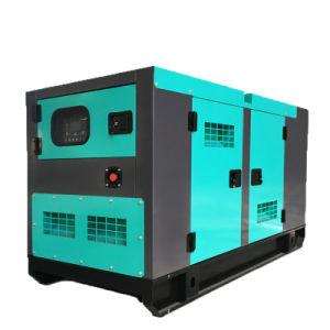 経済力AC 1/3phases Cannopy 22kw 27.5kVA無声ディーゼル発電機Genset