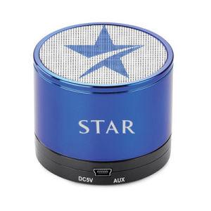 Светодиодный индикатор Bluetooth мини-динамик беспроводной динамик металлическая переносная беспроводная АС Bluetooth FM радио аудио TF карты динамик громкой связи для использования вне помещений мини-динамик