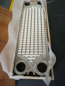 M6b/M6mの版のための耐久の使用中の304ステンレス鋼の熱交換器の版