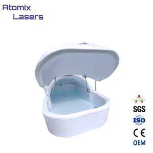 Detox Aqua Lit de massage Therepy physique sain de l'eau d'Hydrothérapie massage SPA Capsule Machine