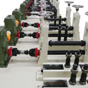 De ronde/Vierkante Industriële Pijp die van de Buis Machine maken