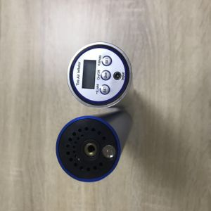 Portable che carica la pompa di aria della gomma automatica e l'automobile 12.6 di famiglia del manometro del gonfiatore della gomma di potere di tensione 60, bici, camion utilizzati ecc
