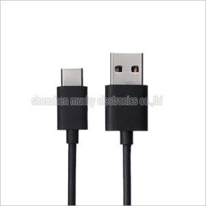 Cabo USB tipo C Cabo de carregamento rápido de Telefone móvel