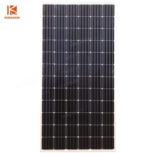 工場価格330Wのモノクリスタルケイ素の太陽電池パネルかモジュール