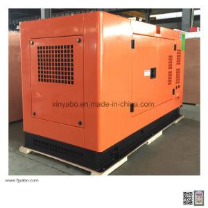 Water Gekoelde 100kw 135kVA Ricardo Diesel Generator