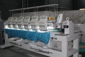 6 Feiyaの刺繍機械としてヘッド刺繍機械